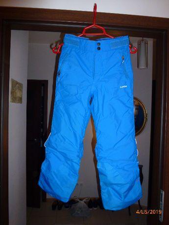 spodnie narciarskie dla chłopca