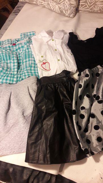Dla dziewczynki/ bluzki / sukienki / paka ubrań