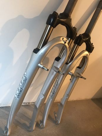 Amortyzatory rowerowe