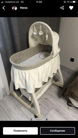 Кроватка - люлька для новорожденных