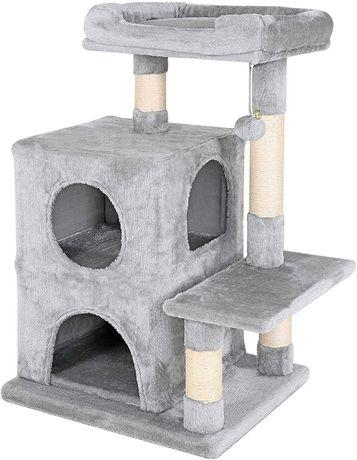 [NOVO] Árvore / Arranhador para Gatos • Altura 80 cm