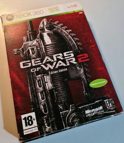 Gears of war 2 edição limitada