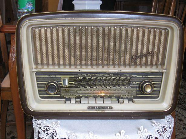 Radio lampowe TELEFUNKEN