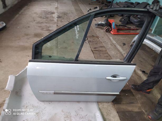 Renault Scenic II 2 Drzwi lewy przód bez podnośnika