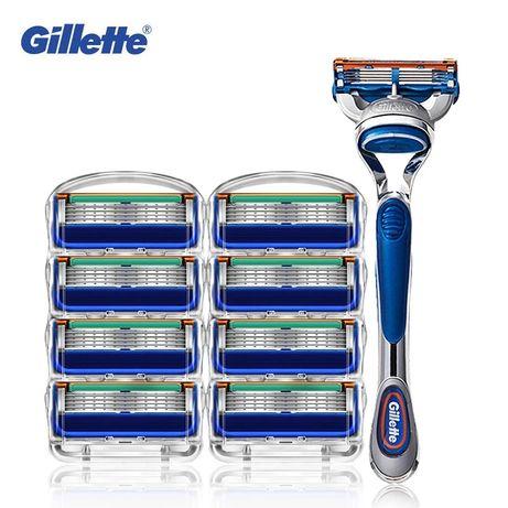 АКЦИЯ Gillette fusion Кассеты для бритья, лезвия для бритья