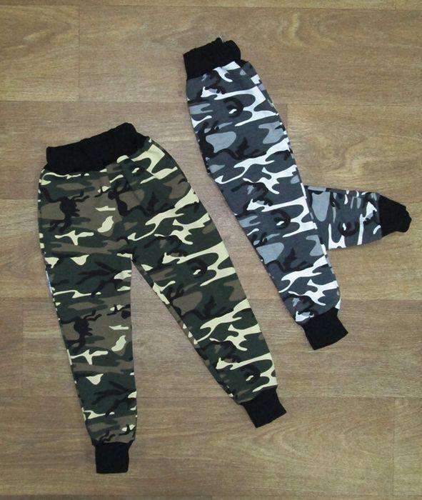 Спортивные камуфляжные штаны Великая Ольшанка - изображение 1