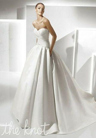 Suknia ślubna La Sposa model Salsa