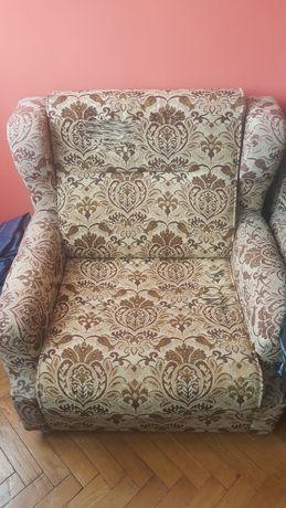 Stylowe fotele rozkladane