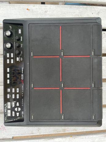 Sampler Roland spd-sx