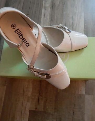 Piękne buty komunia,konfirmacja rozm.36