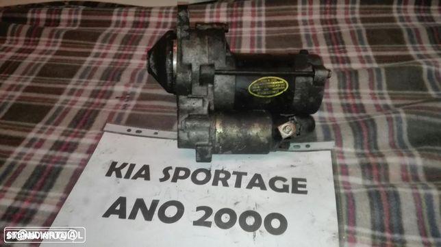 Motor de arranque Kia Sportage 2.0 td
