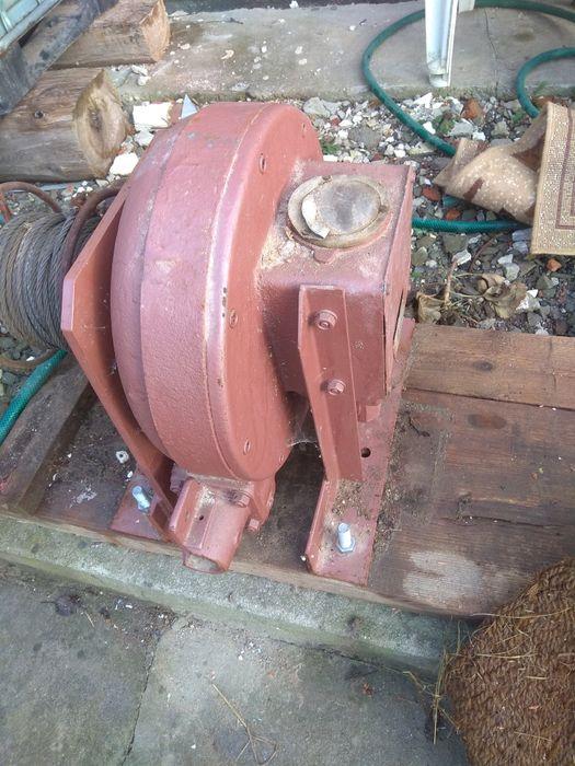 Przekładnia ślimakowa wyciąg budowlany Rzeszów - image 1