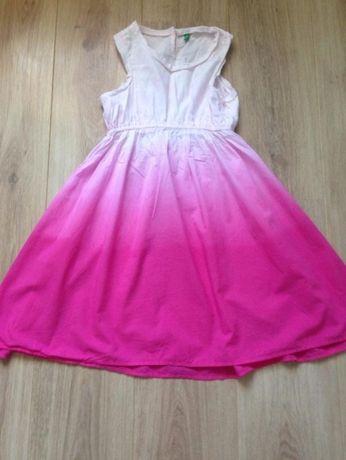 BENETTON sukienka dla dziewczynki 8-10 lat