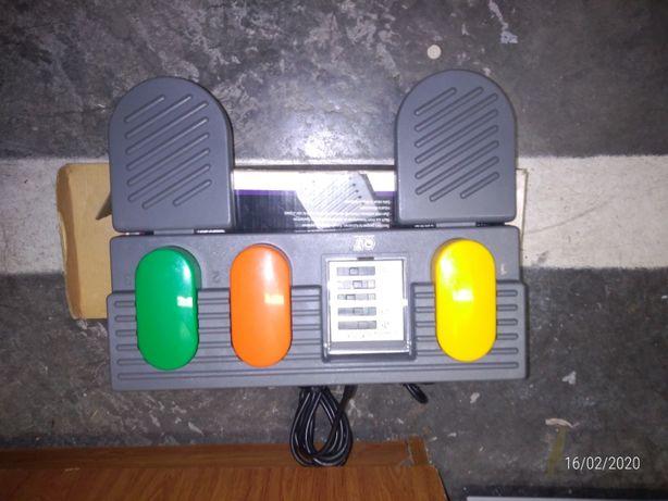 Footpedal - Joystick - Atari/Commodore e Outros