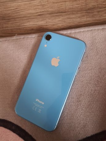 Iphone xr 64 GB  niebieski