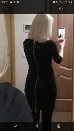 Бандажное платье для стройной девушки