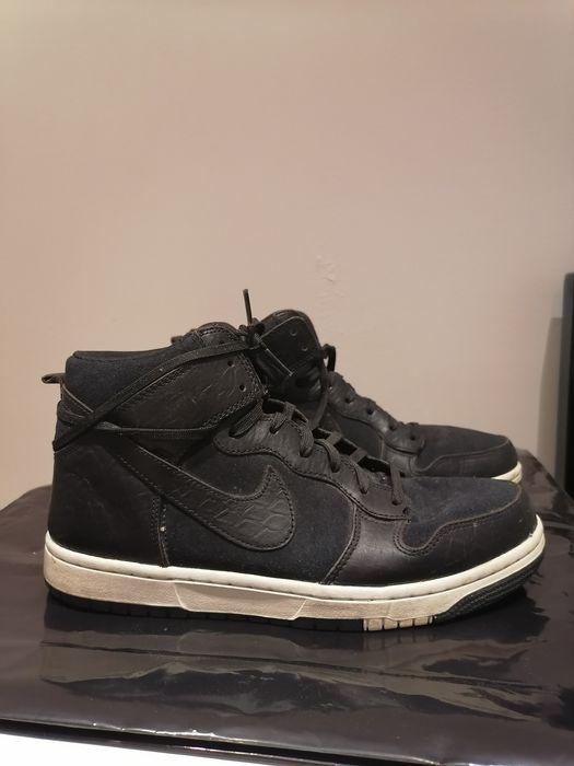 Nike dunk High 'Snake' zoom Okazja! Koniaczów - image 1
