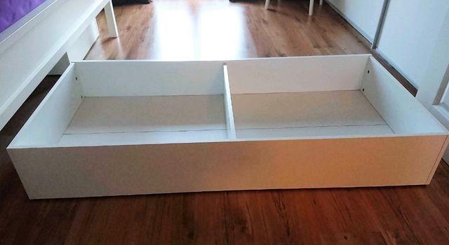 Szuflada/pojemnik na pościel Ikea-Trondheim 2 szt.