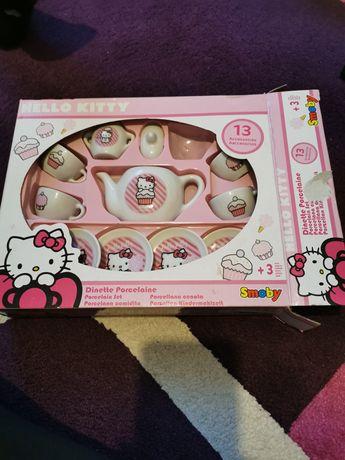 Zestaw porcelanowy Hello Kitty