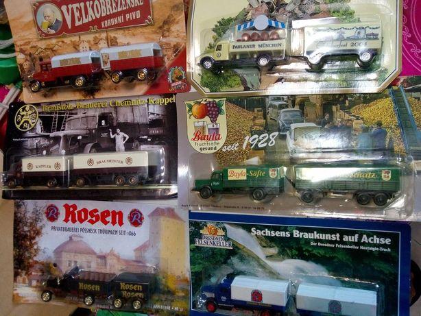 Camiões de coleção