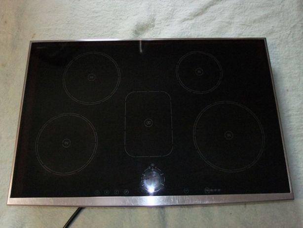 Płyta indukcyjna Neff-szer. 80 cm-niesprawna-tanio