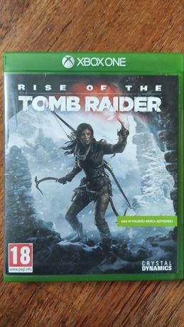 Tomb raider Xbox gra