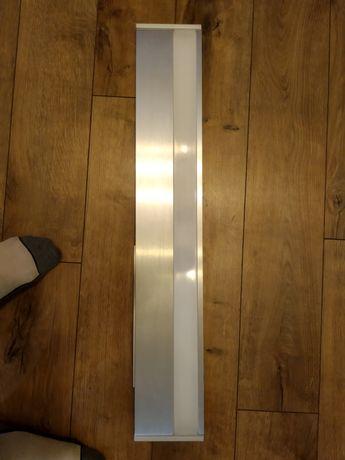 Ikea gnomorgon lampa LED łazienka półka 80cm