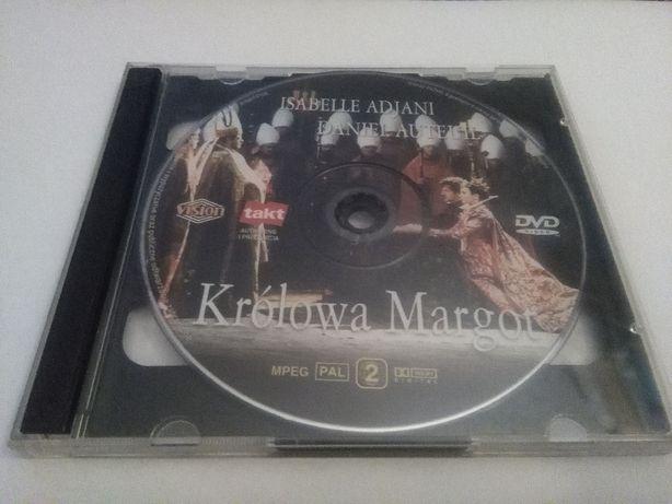 Płyta DVD film Królowa Margot 1994 Isabelle Adjani Daniel Auteuil