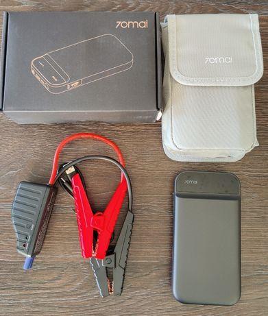 Power bank + стартер автомобіля (бустер) 11100 mAh Xiaomi 70 Mai