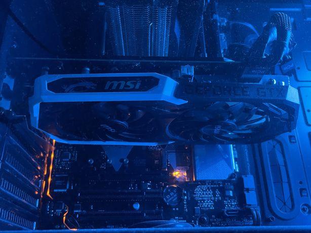 MSI GeForce GTX 1660 6GB idealna do gier