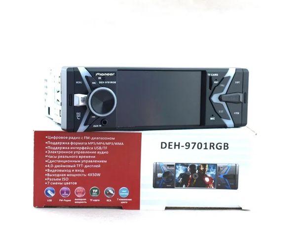 """Автомагнитола Pioneer MP5 Bluetooth экран 4,1"""" MP4 MP3, магнитола"""