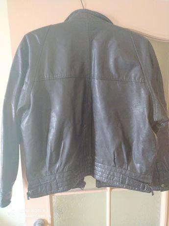Куртка мужская кажаная