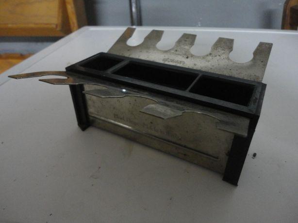 Porta Carimbos Quaan Vintage - Metálico