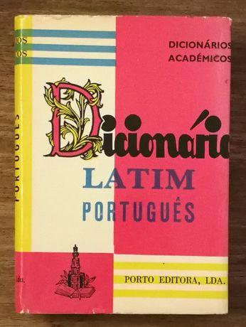 dicionário latim português, porto editora