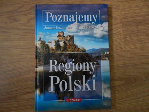 Poznajemy regiony Polski nowa