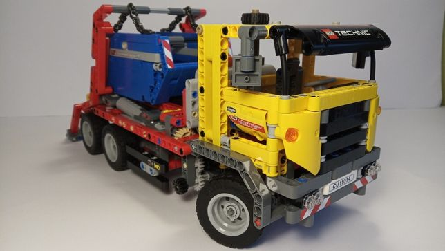 Lego 42024 Technic Ciężarówka z kontenerem Power functions Kontener