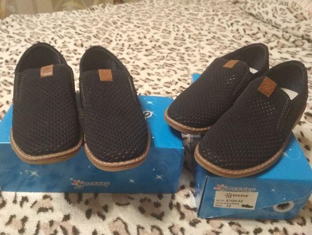 Туфли детские 30 розмер