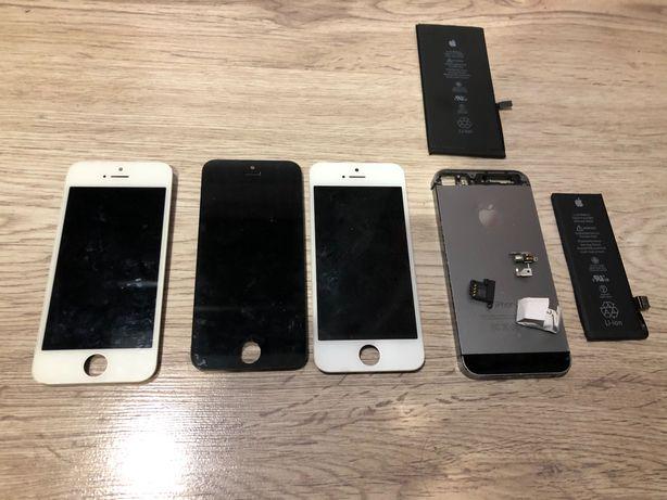 Цена за всё 3 дисплея iPhone 5s SE 7+