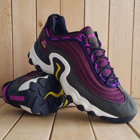Кроссовки Nike Air Skarn Brown Violet (Демисезон осень-зима)