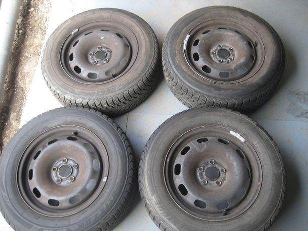 Продам колісні диски Scoda/Seat/Audi/WV R 15(ком)-16(1шт)