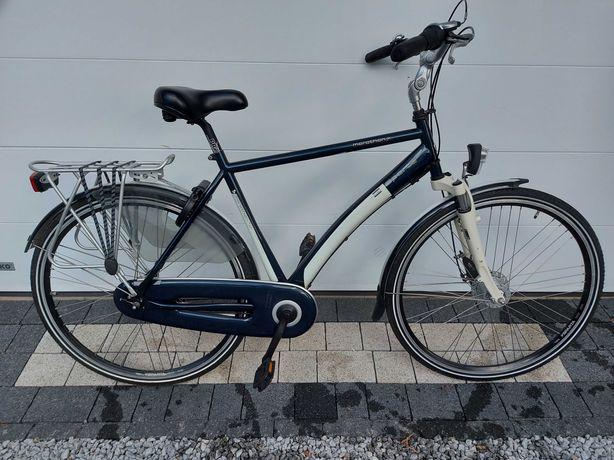 Rower miejski SPARTA MARATHON 7.0-7 biegów NEXUS,alu,amor,dynamo-MEGA