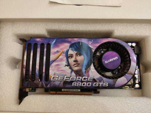 Gigabyte Nvidia GeForce 8800 GTS