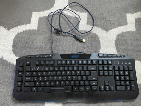 Klawiatura Tracer Avenger Gaming (TRAKLA43931)