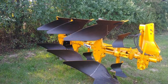 Pług HUARD 3-skibowy obrotowy,koło obrotowe, 2węże, Kuhn