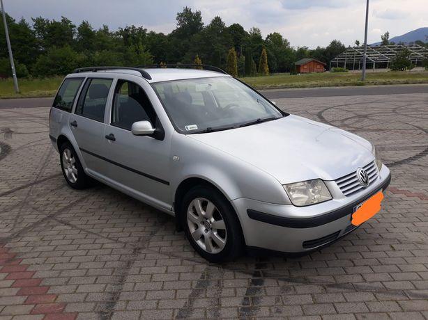 Sprzedam VW Bora 1.9 Tdi
