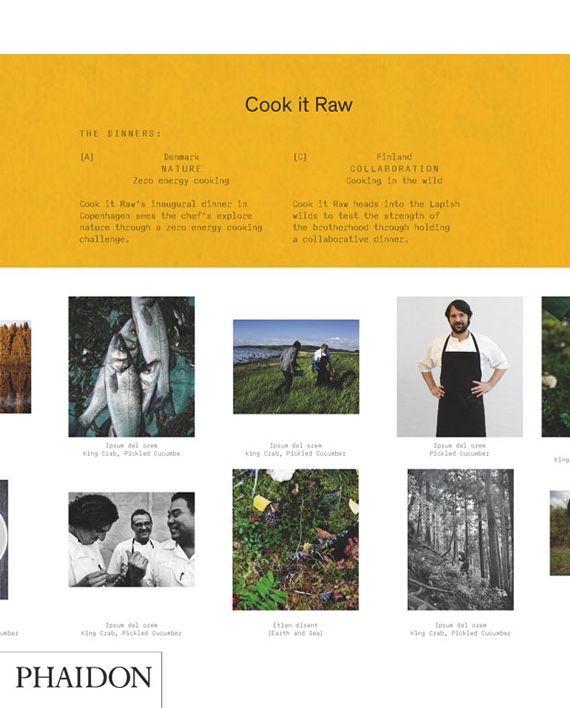Książka Cook it raw