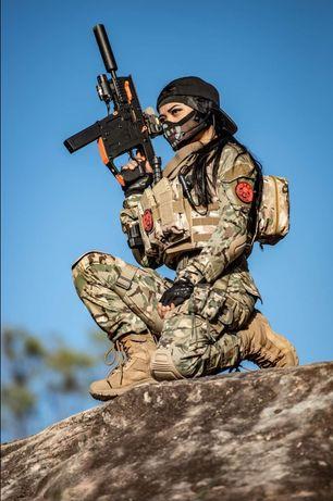 Karabin pistolet na kulki żelowe KRISS VECTOR V2 NOWY asg bateria lipo