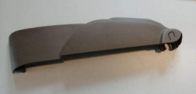 Osłona fotela kierowcy volvo s60 v70 s80 xc beżowa