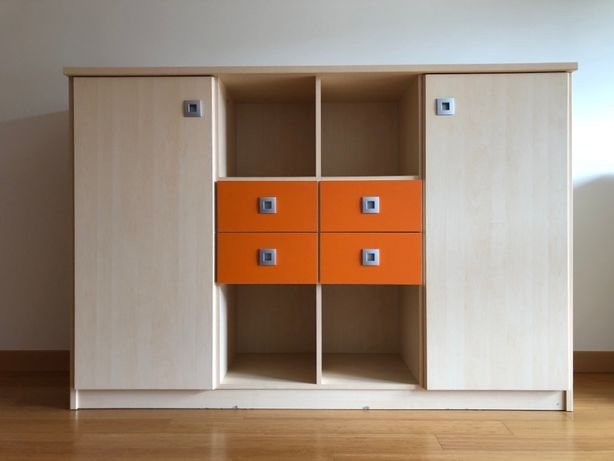 Móvel para escritório (155x105 cm)