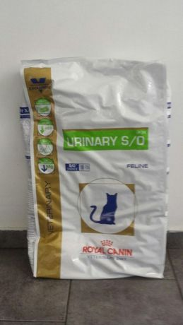 Royal canin Urinary s/o 7 kg* co 5 worek gratis